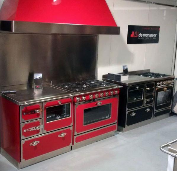Cocina Classica+Gas+Campana