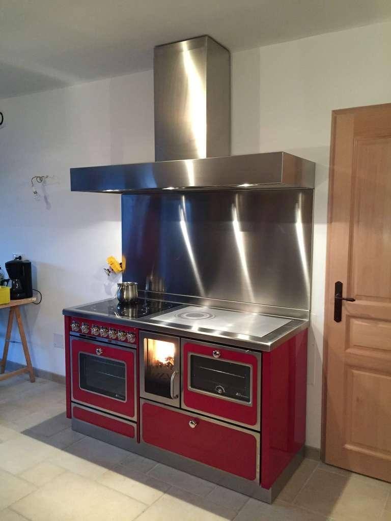 Bonito como hacer una cocina de le a fotos como hacer una - Como hacer una cocina de lena ...